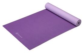 Коврик для йоги (йога-мат) Gaiam Yoga Mat Premium Printed 2017/2018 - фиолетовый, 5 мм (60526)