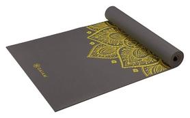 Распродажа*! Коврик для йоги (йога-мат) Gaiam Yoga Mat Printed 2017/2018, 5 мм (61333)
