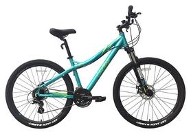 "Велосипед горный женский Outleap Bliss Elite 2018 - 27,5"", рама - S, синий (OBM18W2W)"