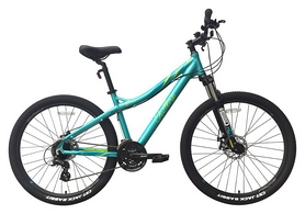 "Велосипед горный женский Outleap Bliss Elite 2018 - 27,5"", рама - M, синий (OBM18W2W)"