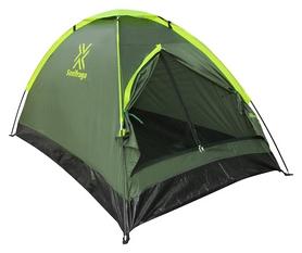 Палатка двухместная Saxifraga Monolayer 2 2018, зеленый (SOT18U3P)