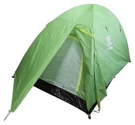 Палатка двухместная Saxifraga Sunset 2 2017, серо-зеленый (SOT17U1F)