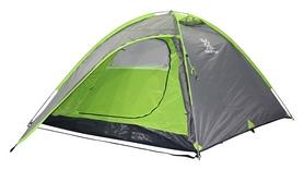 Палатка трехместная Saxifraga Thunderdome 2017, серо-зеленый (SOT17U4C)