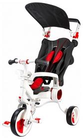 Велосипед детский трехколесный Galileo Strollcycle, красный (G-1001-R)
