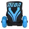 Ролики на пятку Neon Street Rollers N100735, синие - Фото №2
