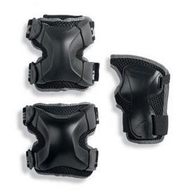 Защита для катания (комплект) Rollerblade X- gear 3-расk 2018 (067P0100-2018)