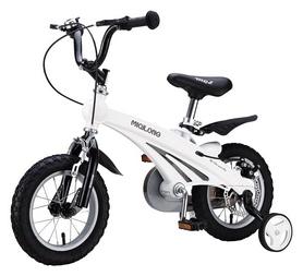 Велосипед детский Miqilong 12 SD, белый (MQL-SD12)