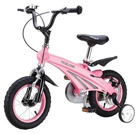 Велосипед детский Miqilong 12 SD, розовый (MQL-SD12)