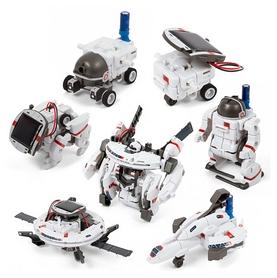Конструктор Космический флот 7 в 1 CIC 21-641 (866457)
