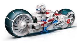 Конструктор Робот-мотоцикл на энергии соленой воды CIC 21-753 (866455)