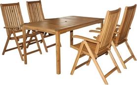 Набор мебели садовой Fieldmann Calypso (2xFDZN4001FDZN4002)