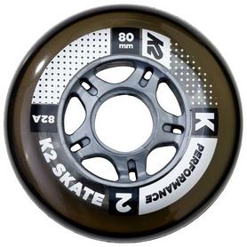 Колеса для роликов K2 Performance Wheel 4-Pack 2018, 80 мм (30B3002.1.1)