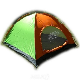 Фото 1 к товару Палатка трехместная Mountain Outdoor (ZLT) SY-013