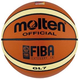 Мяч баскетбольный Molten GL7, №7