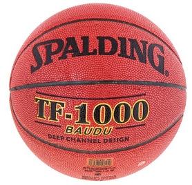 Мяч баскетбольный (кожа) Spalding TF-1000 Baudu NBA, №7