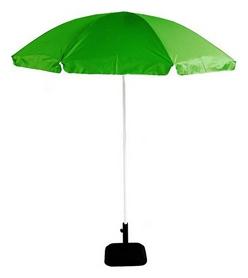 Зонт садовой Time Eco ТЕ-002, зеленый (4000810000548)