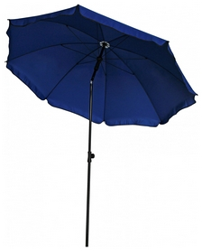 Зонт садовый Time Eco ТЕ-003-240, синий (4000810001057)