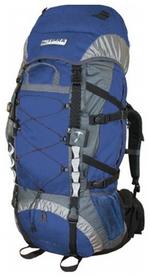 Рюкзак экспедиционнный Terra Incognita Trial 90 - синий  (4823081500728)