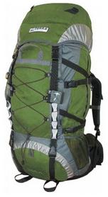 Рюкзак экспедиционнный Terra Incognita Trial 90 - зеленый (4823081500711)