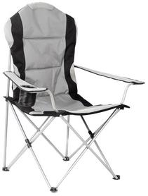 Кресло портативное Time Eco ТЕ-15 SD, серое