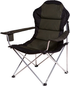 "Кресло складное Time Eco  ""Мастер Карп"", зеленый (4820183480521)"