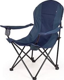 """Кресло складное Time Eco """"Директор"""", синий (4820195550946)"""