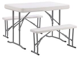 Набор мебели для пикника (стол и две лавки) Time Eco ТЕ-1812 (4820211100391)