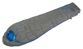 Мешок спальный (спальник) Freetime Micropak 1200 2018 L, серый (3660323202153)