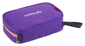 Косметичка Naturehike Vanity Travel Bag NH15X010-S, фиолетовая (6927595700532)
