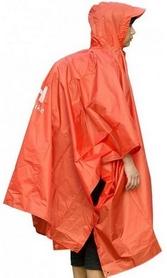 Пончо-тент Naturehike 210T NH15D001-M, оранжевый