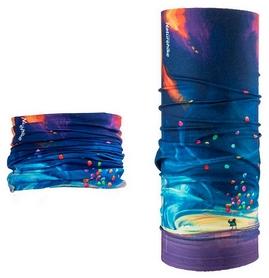 Повязка многофункциональная (бафф) Naturehike мagic headscarf NH17T020-J, colourful balloon