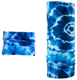 Повязка многофункциональная (бафф) Naturehike мagic headscarf NH17T020-J, blue ring