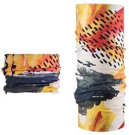 Повязка многофункциональная (бафф) Naturehike мagic headscarf NH17T020-J, wash painting