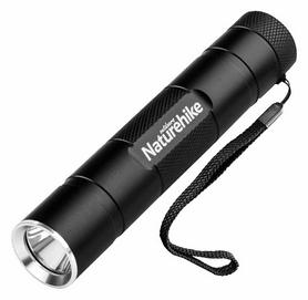 Фонарь ручной  Naturehike NH17S071-T Mini Flashlight Rechargeable, черный (6927595722121)