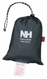 Гамак Naturehike NH15D001-C Ultralight - оранжевый, 1-местный (6927595715314) - Фото №2