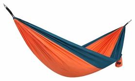 Гамак Naturehike NH17D012-B 340T polyester - оранжевый, 2-местный (6927595722176)