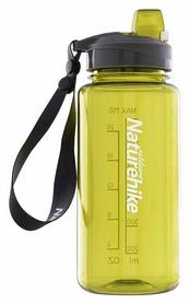 Бутылка для воды спортивная Naturehike NH17S010-B Sport bottle Tritan - желтая, 0,75 л (6927595722510)