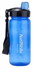 Распродажа*! Бутылка для воды спортивная Naturehike NH61A060-B Sport bottle - синяя, 0,5 л (6927595721148)