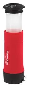 Фонарь кемпинговый Naturehike NH15A003-I Camp Lamp, красный (6927595716106)