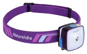 Фонарь универсальный Naturehike NH00T004-D NH TD-04 Multifunctional, фиолетовый (6927595715475)