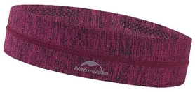 Повязка на голову Naturehike Outdoor Sport Sweatband NH17Z020-D, красная