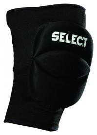 Наколенники Select Elastic Knee Support With Pad - черный, 2 шт (705710-010)