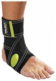 Бандаж на голеностоп Select Ankle Support 2-Parts, черный (705640-010)