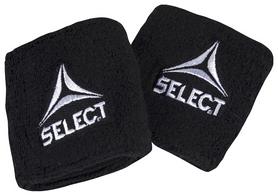 Полоски для удаления пота Select Sweatband - черные, 2 шт (5703543020270)