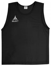 Накидка (манишка) тренировочная Select Bibs Super, черная (683330-010)