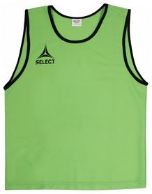 Накидка (манишка) тренировочная Select Bibs Super, зеленая (683330-005)