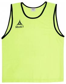 Накидка (манишка) тренировочная Select Bibs Super, желтая (683330-003)
