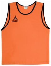 Накидка (манишка) тренировочная Select Bibs Super, оранжевая (683330-002)