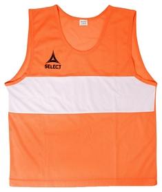 Накидка (манишка) тренировочная Select Bibs Standard, оранжевая (683300-002)