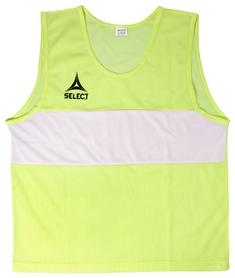 Накидка (манишка) тренировочная Select Bibs Standard, желтая (683300-003)
